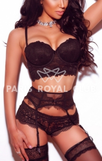 best escorts in paris Sabine