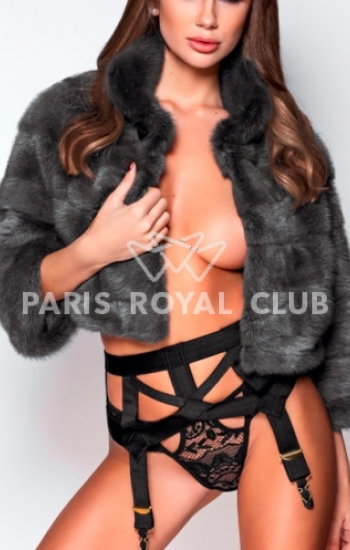 luxury escorts paris Vondee