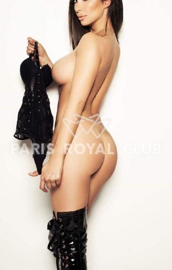 Paris top escorts model Ivana, elite expensive escort in Paris