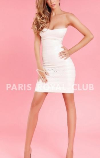 Elite escort Paris Mia, luxury Parisian student escort